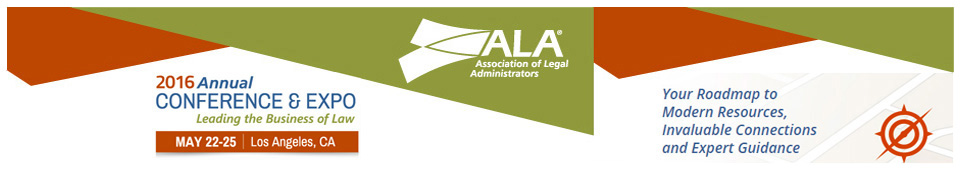 ALA's 2016 Annual Conference & Expo